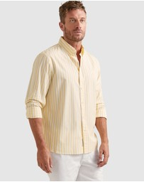 Sportscraft - Long Sleeve Broadcloth Shirt