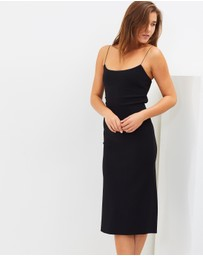Bec & Bridge - Te Amo Scoop Midi Dress