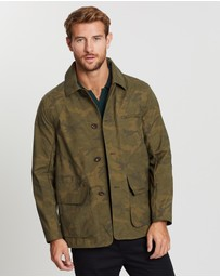 Kent and Curwen - Button Jacket