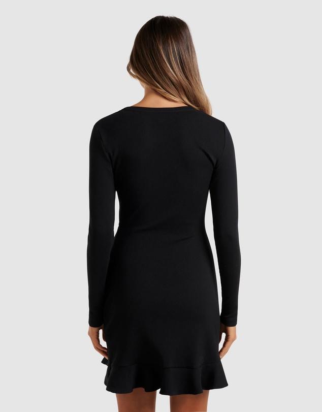 Women Annie Petite Long Sleeve Dress