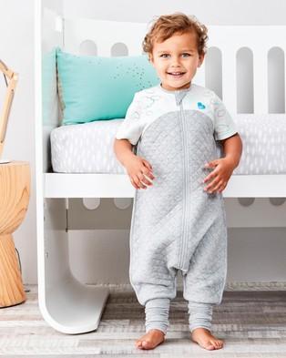 Love to Dream Sleep Suit?äó 1.0 Tog Sleeping bags White & Clouds