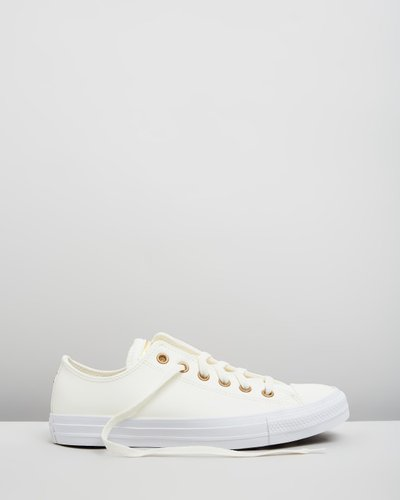 Chuck Taylor All Star Go Gold SL Low Top Sneakers - Women's