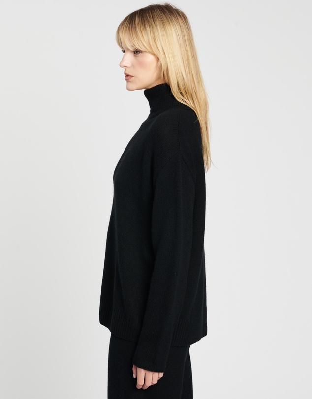 Women Moss Sweater