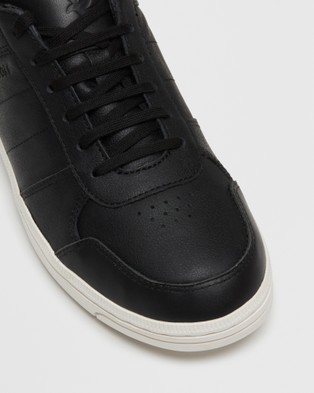 Lyle & Scott McAvennie Sneaker - Low Top Sneakers (Black)