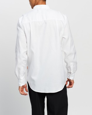 Justin Cassin Perry Shirt - Shirts & Polos (White)