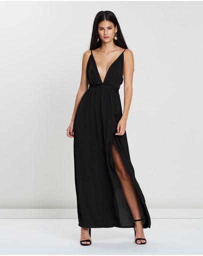 edad149314 Black Maxi Dresses