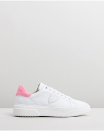Philippe Model - Temple Femme Sneakers