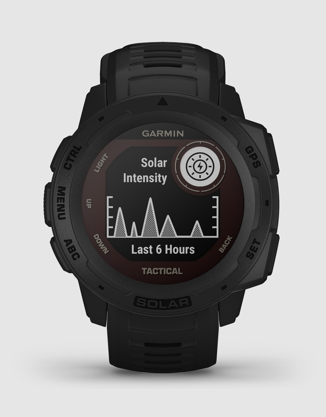Garmin - Instinct Solar Tactical