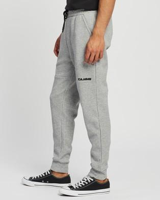 St Goliath Yorke Track Pants - Sweatpants (Grey Marle)