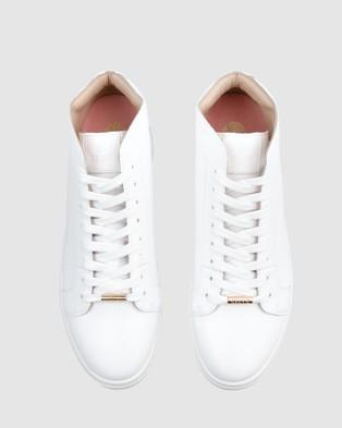 Bared Footwear Noddy Sneakers   Women's - Sneakers (White)