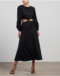 Bec + Bridge - Madeleine Midi Dress