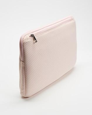 PETA AND JAIN Meli Neo Laptop Case - Tech Accessories (Baby Pink)