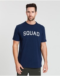 SQD Athletica - Squad College Tee