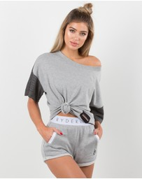 Ryderwear - Perry Cropped Tee