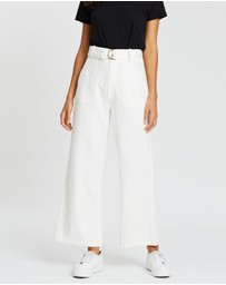 Wrangler - Hi Bells Cropped Pants