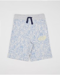 GapKids - Star Wars Logo Shorts - Teens