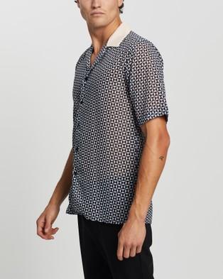 Justin Cassin Javier Shirt - Shirts & Polos (Black)