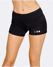 The Brave - Women's High Tide Booty Shorts