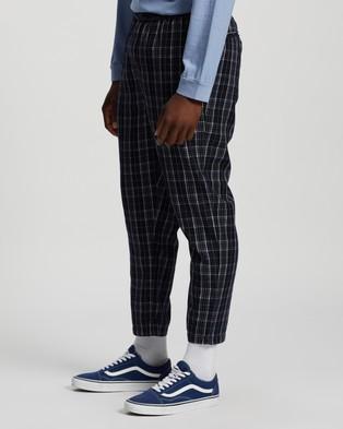 Stussy Gilmore Streetpants - Pants (Navy)