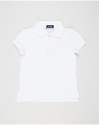 Polo Ralph Lauren - Short Sleeve Polo Shirt - Kids