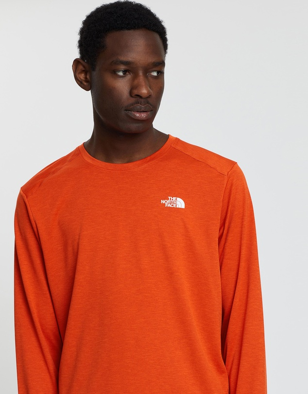 The North Face - Hyperlayer FlashDry Long Sleeve Crew Tee