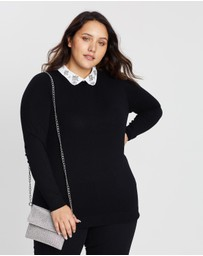 DP Curve - Gem Collar 2-in-1 Jumper