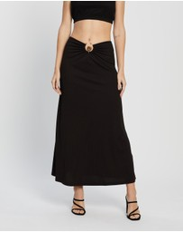 Christopher Esber - Orbit Rib Skirt