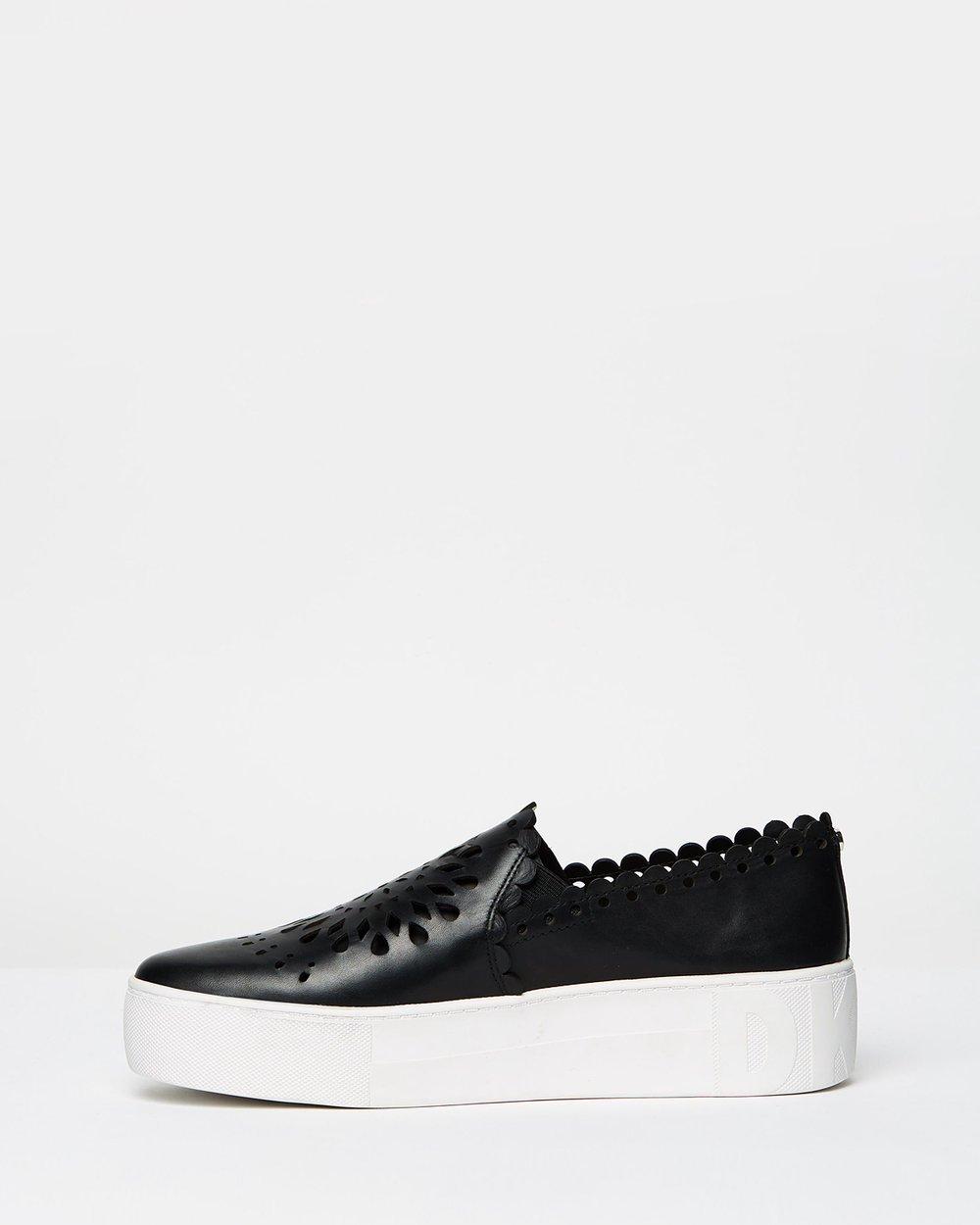 cf864d54453 Ariel Slip-On Platform Sneakers by DKNY Online