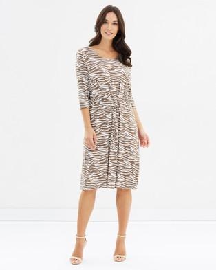Lincoln St – Drawstring Dress