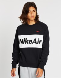 Nike - Air Crew Fleece Sweater