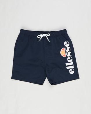 Ellesse - Bervios Swim Shorts Teens Swimwear (Navy)