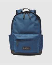Fossil - Knox Blue Backpack