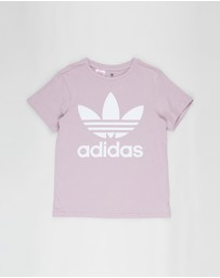 adidas Originals - Trefoil Tee - Teens