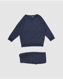 Cotton On Kids - Zayne LS Pyjama Set - Kids-Teens