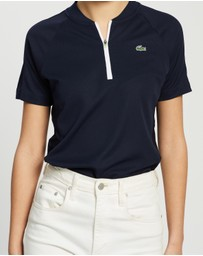 Lacoste - Golf Waffle Polo