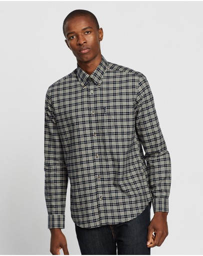 Ben Sherman - LS Oxford Check Shirt