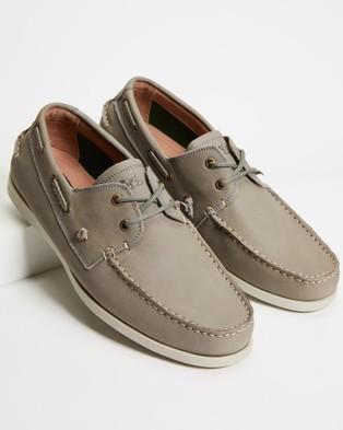 Rodd & Gunn Gordons Bay Boat Shoes - Dress Shoes (Ash)