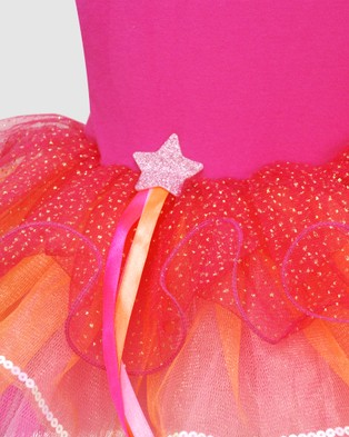 Pink Poppy Dancing Star Tutu - Dresses (Hot Pink)