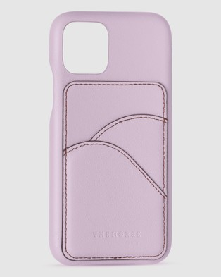The Horse iPhone 11 Pro   The Scalloped iPhone Cover - Tech Accessories (Lavender iPhone 11 Pro)