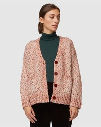 Gorman - Peach Skin Cardigan