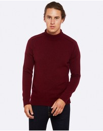 Oxford - Hugh Turtle Collar Knit