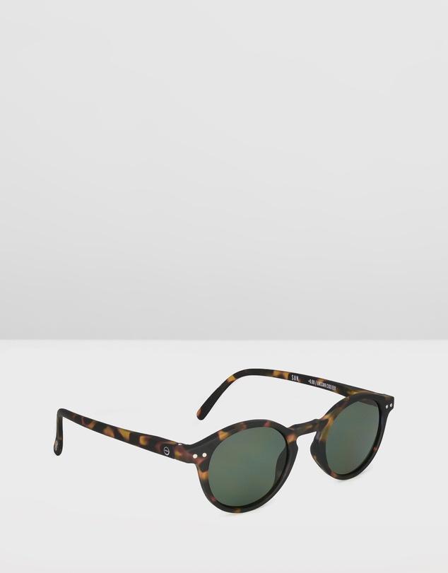 Men Sun Collection H Green Lenses