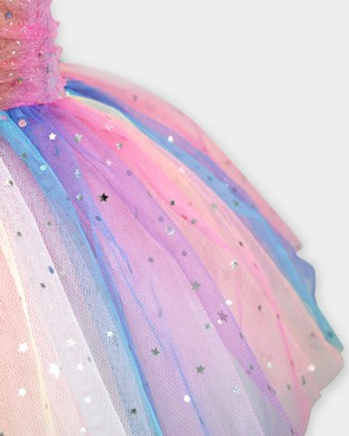 Pink Poppy Pastel Rainbow Tutu - Dresses (Mutlicoloured)