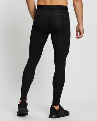 adidas Performance Techfit Long Tights - Full Tights (Black)