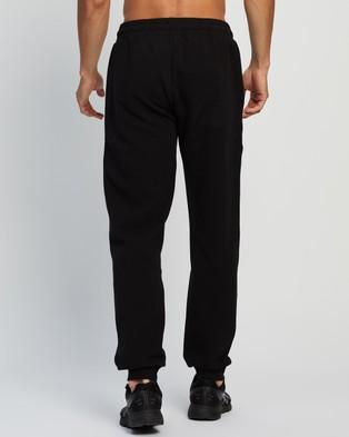 Kappa Logo Tape Bapa - Sweatpants (Black)