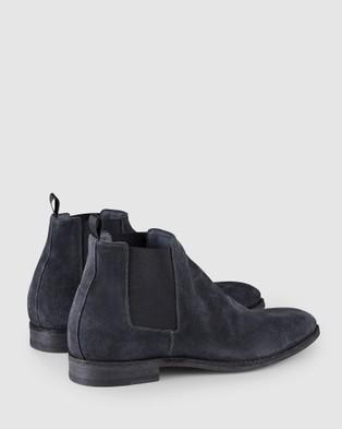 Aquila - Hardin Chelsea Boots (Charcoal)