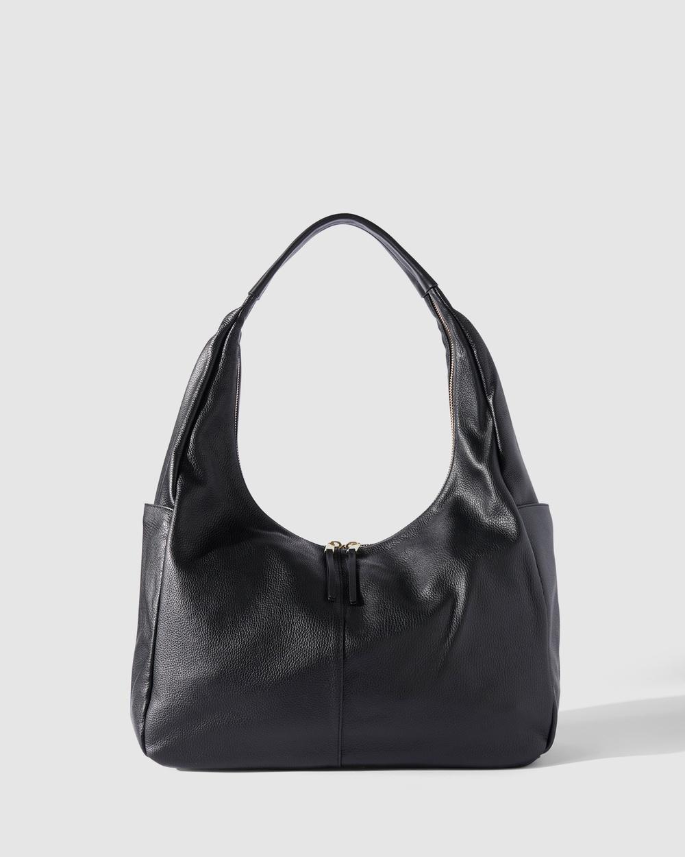 Kinnon Amelia Travel + Weekender Bag Bags Black