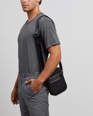 Ted Baker Finess Messenger Bag - Bags (Black)