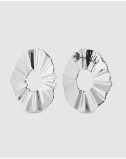 Rosefield Liquid Waved Silver