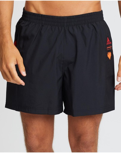 adidas Performance - Own The Run Valentine Shorts